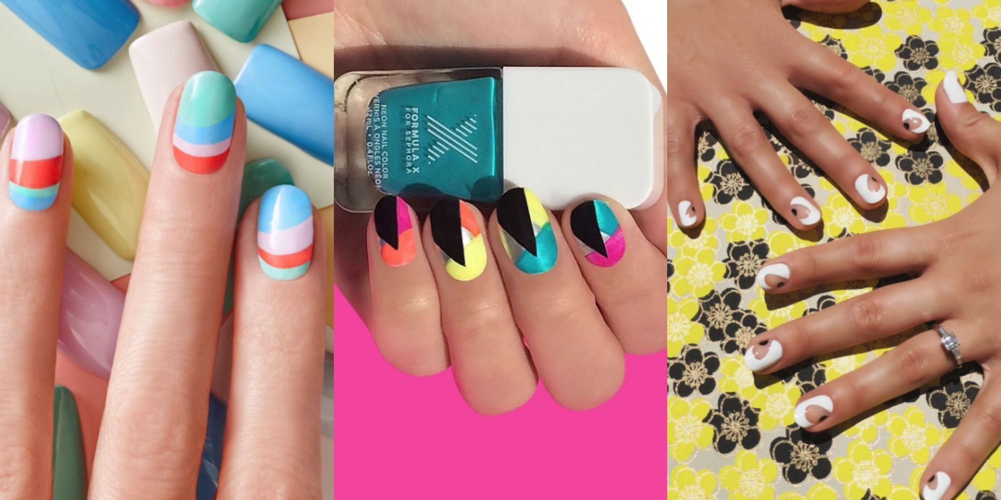 Easy Nail Art Designs - Easy Ideas for Nail Art