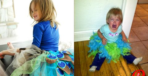 Blue, Hairstyle, Child, Turquoise, Baby & toddler clothing, Toddler, Teal, Aqua, Electric blue, Blond,