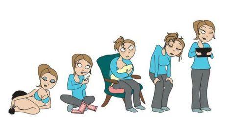 People, Social group, Mammal, Animation, Interaction, Sharing, Sitting, Cartoon, Conversation, Animated cartoon,