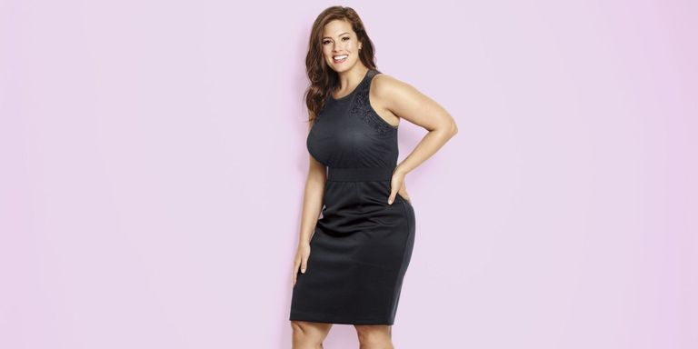 Ashley graham style tips fashion tips for curvy women ashley graham model and body confidence advocate is a fashion smarty so it comes as no surprise that her new line for dress barn is flattering for all ccuart Gallery