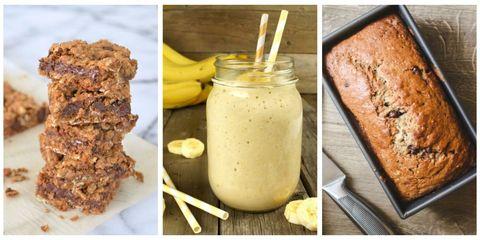 Food, Ingredient, Tableware, Cuisine, Dish, Recipe, Drink, Meal, Baked goods, Banana bread,