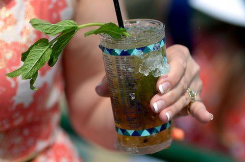 Drink, Cocktail, Distilled beverage, Cocktail garnish, Alcoholic beverage, Drinking straw, Drinkware, Liqueur, Non-alcoholic beverage, Nail,
