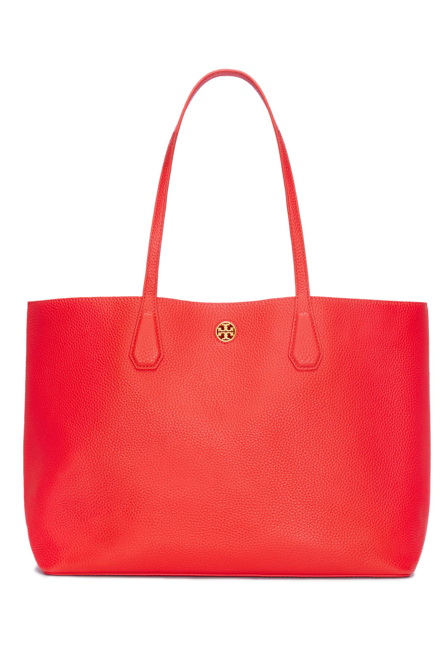 "<p>Every girl needs a go-to carryall—bonus points for a luxe yet totally practical bag that gives off a coveted air of ""I'm effortless, yet chic."" This one will carry her straight from brunch to the boardroom (and anywhere else the day may take her), with a bright, playful color that screams confidence.<br> </p><p><strong>Perry Tote, $395; <a href=""https://www.toryburch.com/perry-tote/11169782.html?cgid=shops-mothers-day&dwvar_11169782_color=607&start=43"" target=""_blank"">toryburch.com</a>.</strong><br></p>"