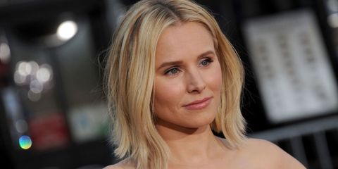Kristin Bell talks about Depression and Anxiety