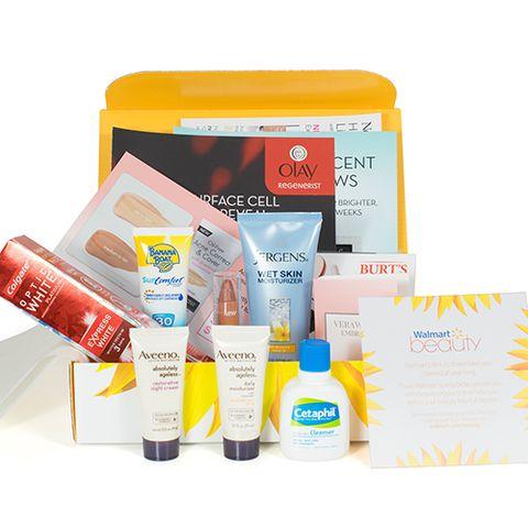Walmart Beauty Boxes subscription box