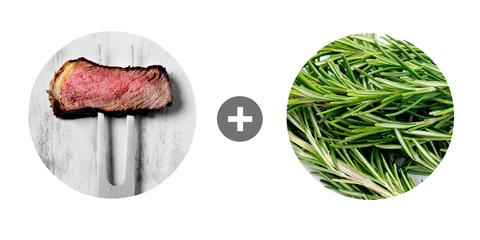 Healthy food pairings