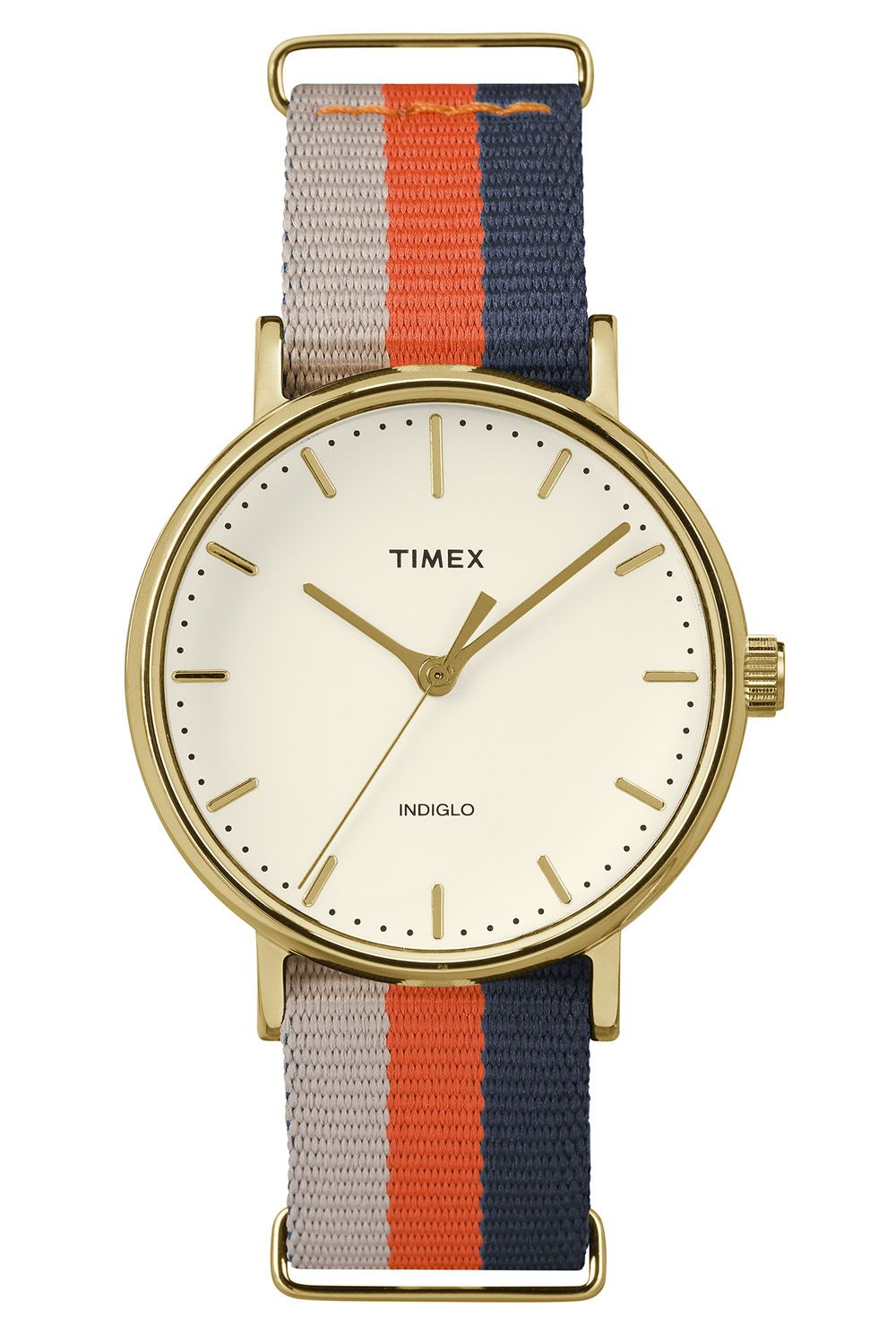 "<p>This spring, give your favorite grad the gift of looking away from that iPhone (if only for a second) by reminding her how stunning analog can be. This stylish timepiece is a classic that will stand the test of time, and is sure to draw a few ""where'd you get that?""s from new colleagues.<br>