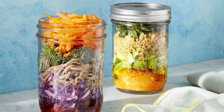 Mason jar lunch ideas lunch recipes mason jar recipes forumfinder Gallery