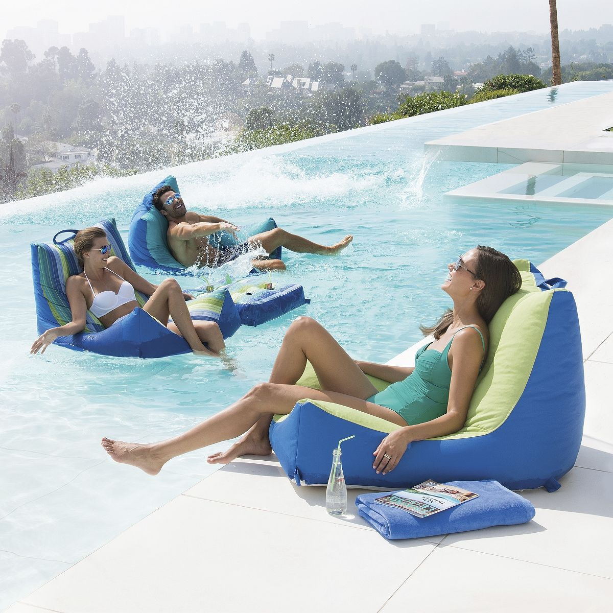 Frontgate Oasis Pool Lounger