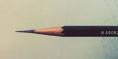 Writing implement, Brown, Stationery, Office supplies, Pencil, Office instrument, Office equipment, Paper product, Graphite, Paper,