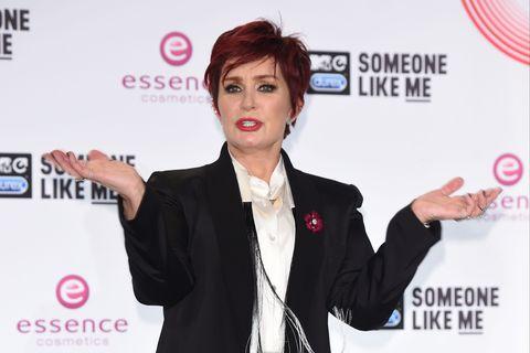 Sharon Osbourne at the MTV EMAs 2014