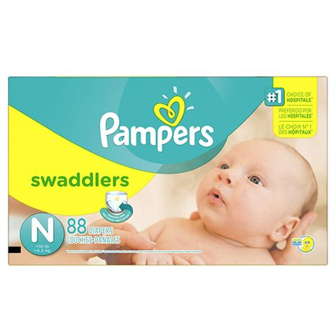 Pampers Newborn Swaddlers