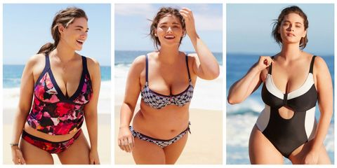 Swimsuits for body type