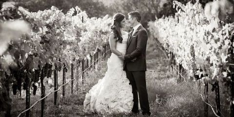 People, Dress, Trousers, Photograph, Petal, Bridal clothing, White, Happy, Bride, People in nature,