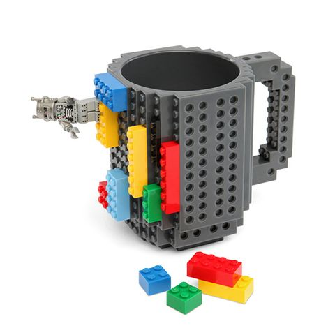 Build-On-Brick Mug