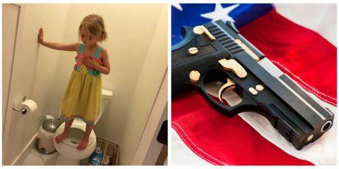 Product, Gun, Firearm, Trigger, Bag, Gun accessory, Air gun, Luggage and bags, Gun barrel, Shotgun,