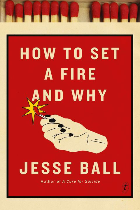 """<p>Literary chameleon Jesse Ball's newest book tells the story of Lucia, a teenaged pyromaniac, who sets not only things but her whole life aflame. (<a href=""""https://www.amazon.com/How-Set-Fire-Why-Novel/dp/1101870575"""">Pantheon, July 5</a>)</p>"""
