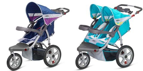Pacific Cycle jogging stroller recall