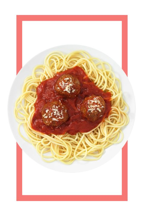 """<p>More <a href=""""http://www.marieclaire.com/food-cocktails/a21376/pasta-wont-make-you-fat-study/"""" target=""""_blank"""">good news for pasta</a>!</p><p>""""The glycemic load (the number that estimates how much the food will raise a person's blood glucose level after eating it) is not ideal, but there's no dairy or chocolate, plus the fact that it's not typically high in sodium makes it not <em>such</em> a bad food for your skin.""""</p>"""