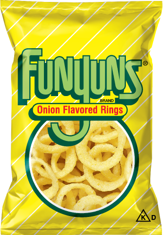 <p>You probably thought this is what onion rings actually tasted like ...</p>