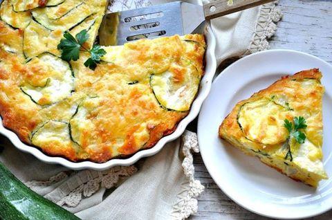 zucchini pie side dish