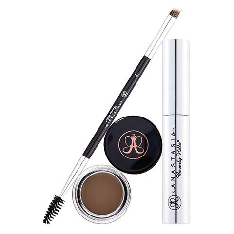 """<p><strong><em>$36 </em></strong>($58 value) <a href=""""http://shop.nordstrom.com/s/anastasia-beverly-hills-brow-studio-set-58-value/4031620?origin=category-personalizedsort"""" target=""""_blank"""" class=""""slide-buy--button"""">BUY NOW</a></p><p>This cult-favorite kit comes with a spoolie-brush duo, brow gel, and brow pomade to help you shape, define and fill to create the ultimate full brow. It's available in three different shades, including blonde, soft brown, and dark brown. </p>"""