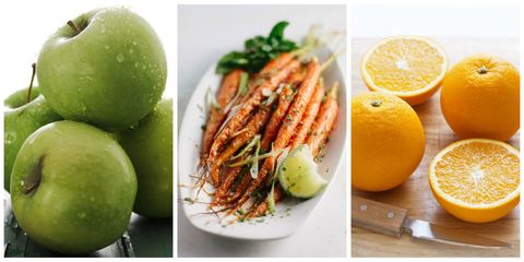 foods that naturally whiten teeth