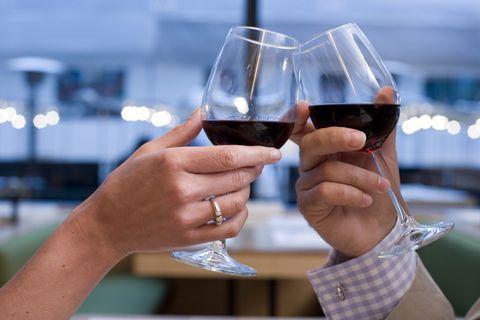 Stemware, Glass, Drinkware, Wine glass, Drink, Alcohol, Alcoholic beverage, Barware, Dessert wine, Tableware,