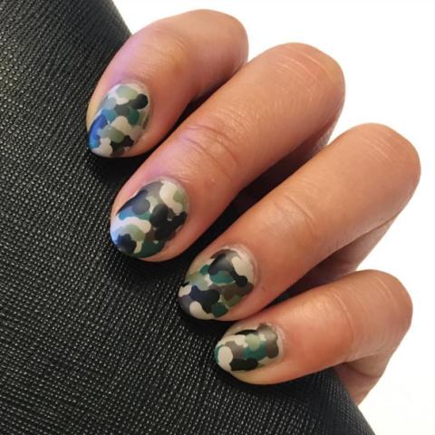 34 Fall Nail Designs For 2017 Cute Autumn Manicure Ideas