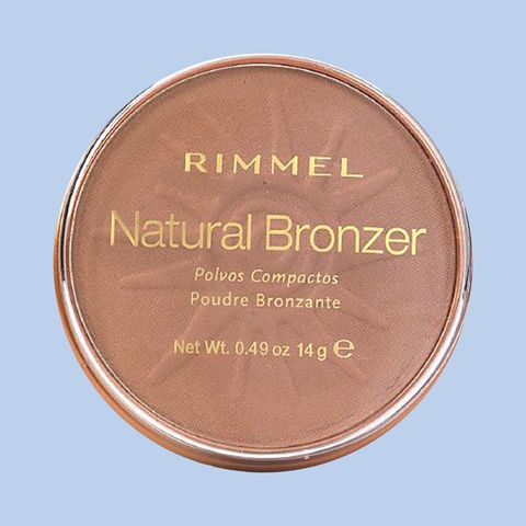 """<p>Bronzers can be tricky, but any woman will find solace in this smooth, pressed-powder option that always reads natural-looking thanks to its easy blendability and shades that never read too muddy or orange. A believable sun-kissed look will *never* come cheaper than this. </p><p><br></p><p>Rimmel London Natural Bronzer, $4.99; <a href=""""http://bit.ly/2aMH5nl"""" target=""""_blank"""">ulta.com</a>.<br></p>"""