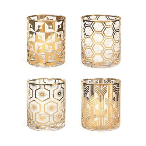 Glass, Drinkware, Pattern, Material property, Tumbler, Design, Cylinder, Symmetry, Ceramic, Square,