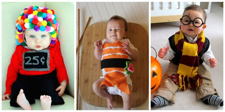Cute DIY Baby Halloween Costume Ideas - Best Homemade Infant ...