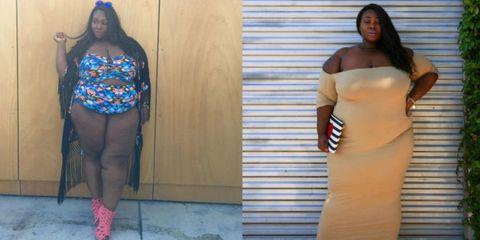 Shoulder, Joint, Trunk, Waist, Chest, Thigh, Abdomen, Black hair, Fashion, Neck,