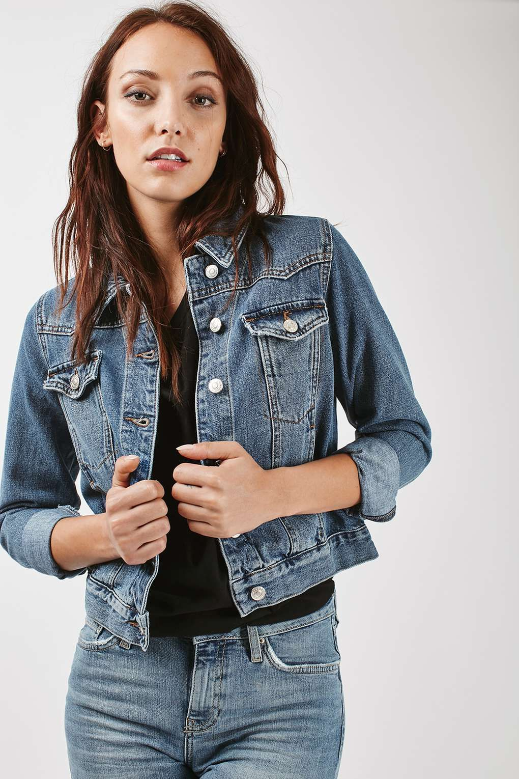 Best Jean Jacket For Your Body Denim Jackets For Fall