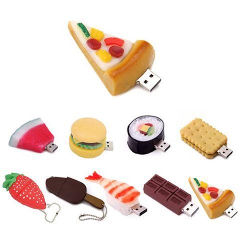 HDE Food Shaped USB Flash Drive