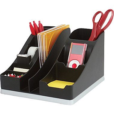 Staples All-In-One Desk Organizer