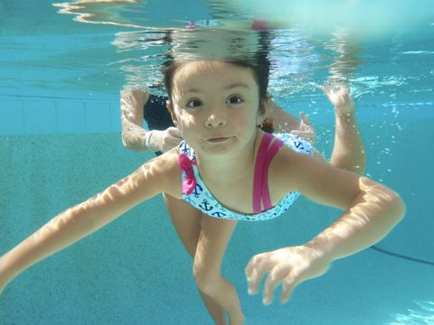 ISR infant swim lessons