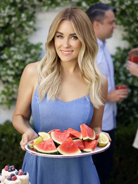 Lauren Conrad recipes