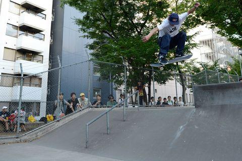 <p>Skateboard</p>