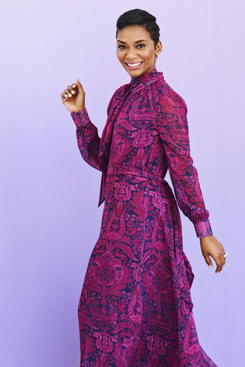 Sleeve, Purple, Magenta, Formal wear, Fashion, Maroon, Violet, One-piece garment, Fashion design, Gown,