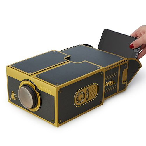Uncommon Goods Smartphone Projector