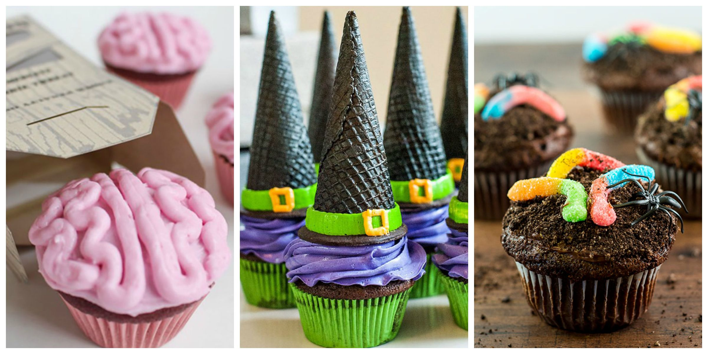 Perfect 16 Easy Halloween Cupcake Recipes   Halloween Cupcake ...