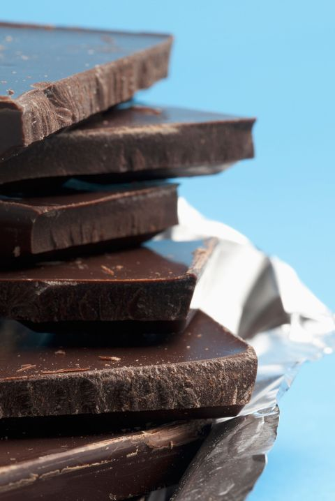 dark chocolate anti-aging foods for women