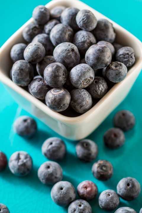 blueberries anti-aging foods for women