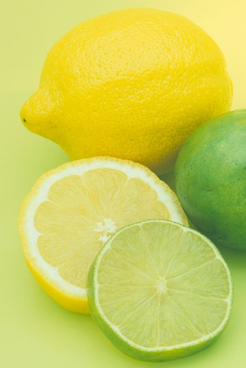 Lemon and Lime Juice Anti-Aging Foods for Women