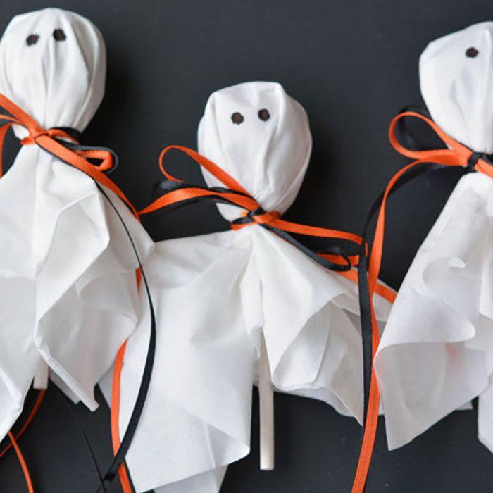 Easy Halloween Kid Crafts Part - 25: 26 Easy Halloween Crafts For Kids - Best Family Halloween Craft Ideas