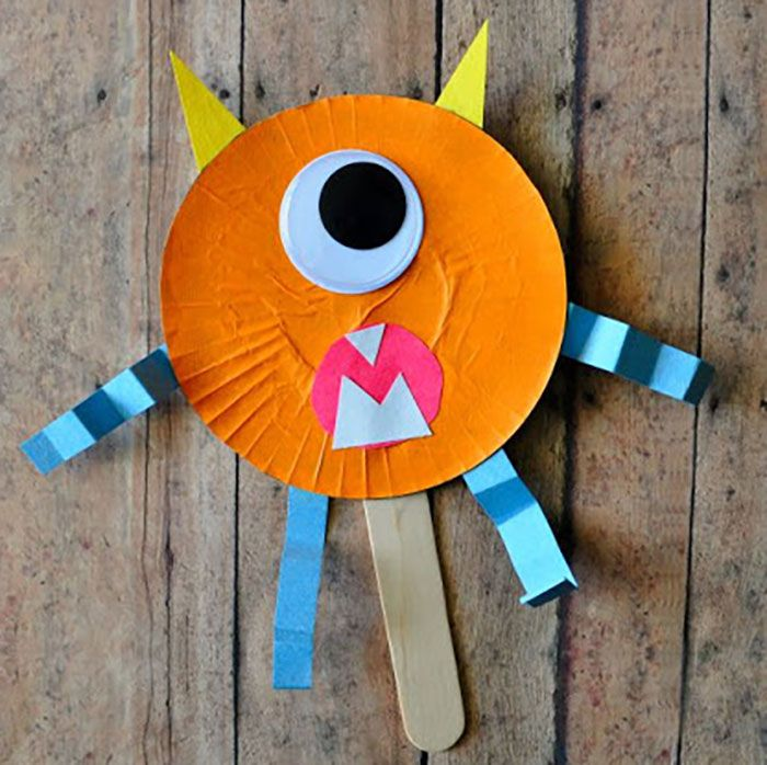 32 Easy Halloween Crafts For Kids   Best Family Halloween ...