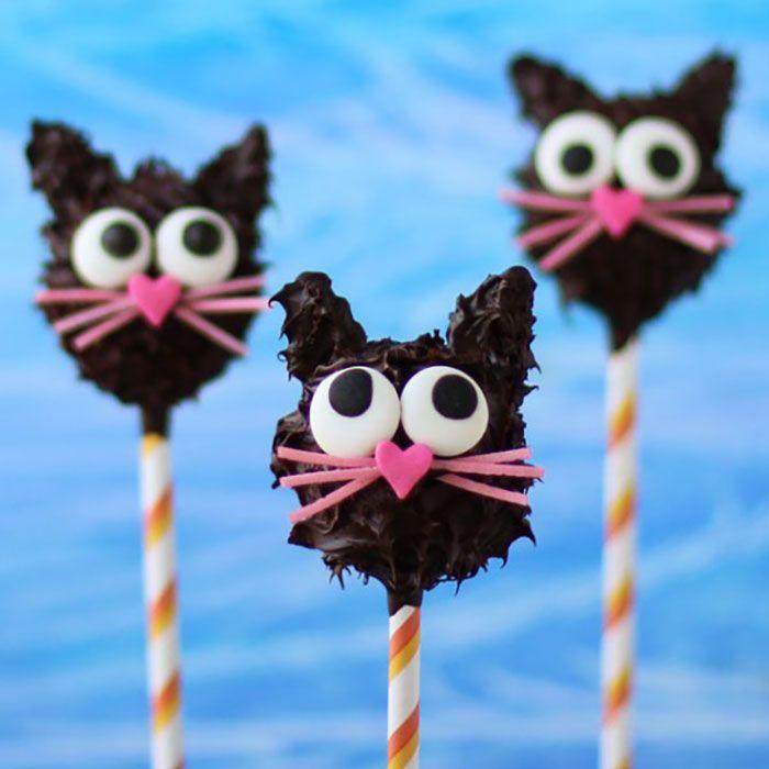 23 Cute Halloween Cake Pop Recipes Halloween Themed Cake Pop Ideas
