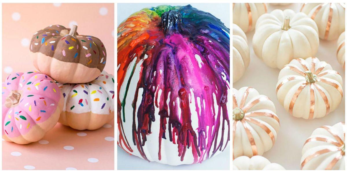 13 Best Painted Pumpkins For Halloween