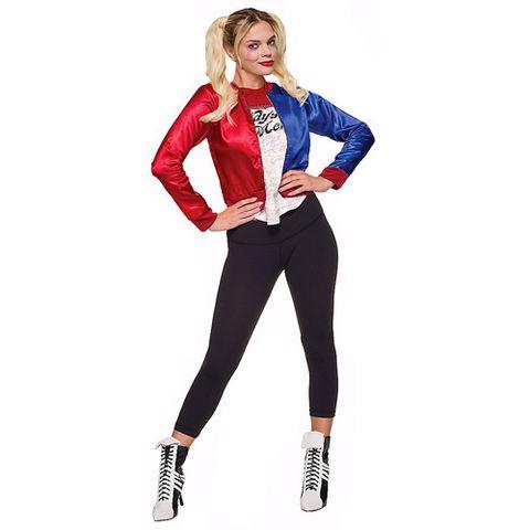 Adult Harley Quinn Kit - Suicide Squad